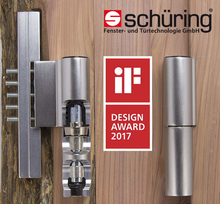 if design award schüring rollenband